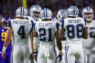 Dallas Cowboys Roster